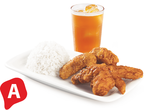BonChon Wings Ricebox