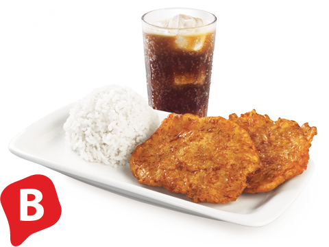 BonChon Chops Ricebox