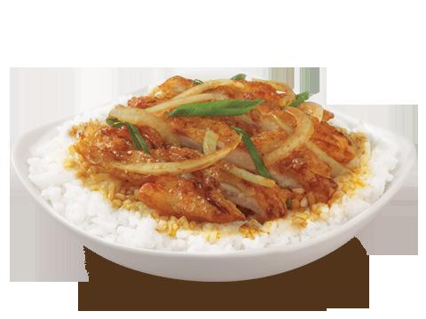 BonChon Crunchy Chicken Bulgogi