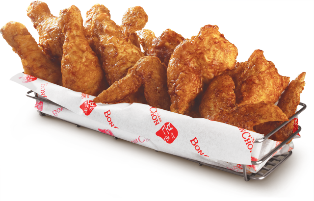 BonChon Chicken Rack