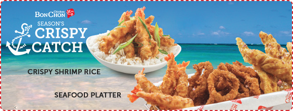 BonChon Crispy Catch