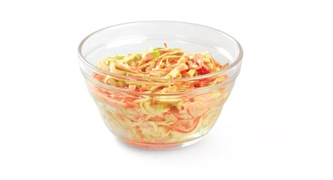BonChon Kimchi Coleslaw