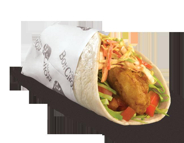BonChon Fish Taco
