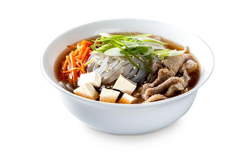 BonChon Bulgogi Noodle Soup
