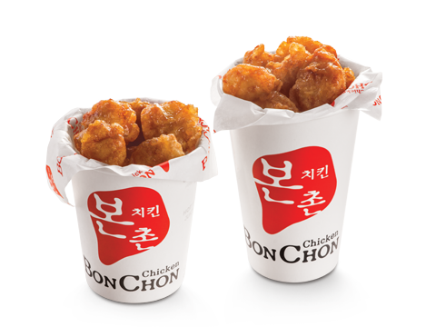 BonChon Chicken Poppers