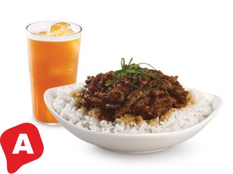 BonChon Beef Bulgogi Ricebox