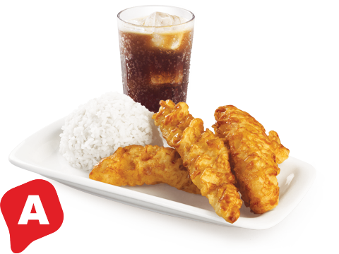 Bonchon Crispy Fish Ricebox