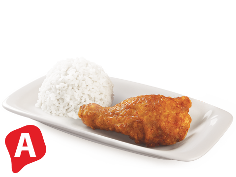 BonChon 1pc. K-Style Chicken A La Carte