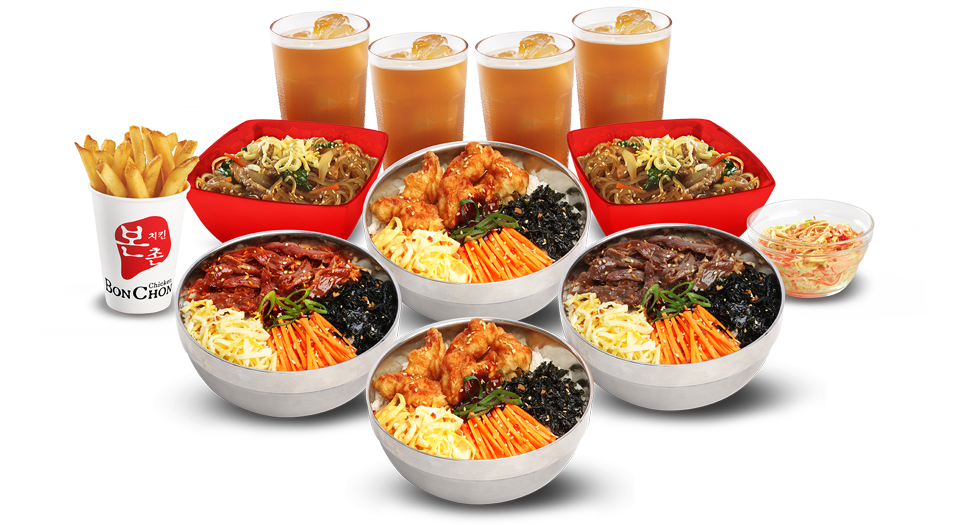 Team BonChon Bibimbowl