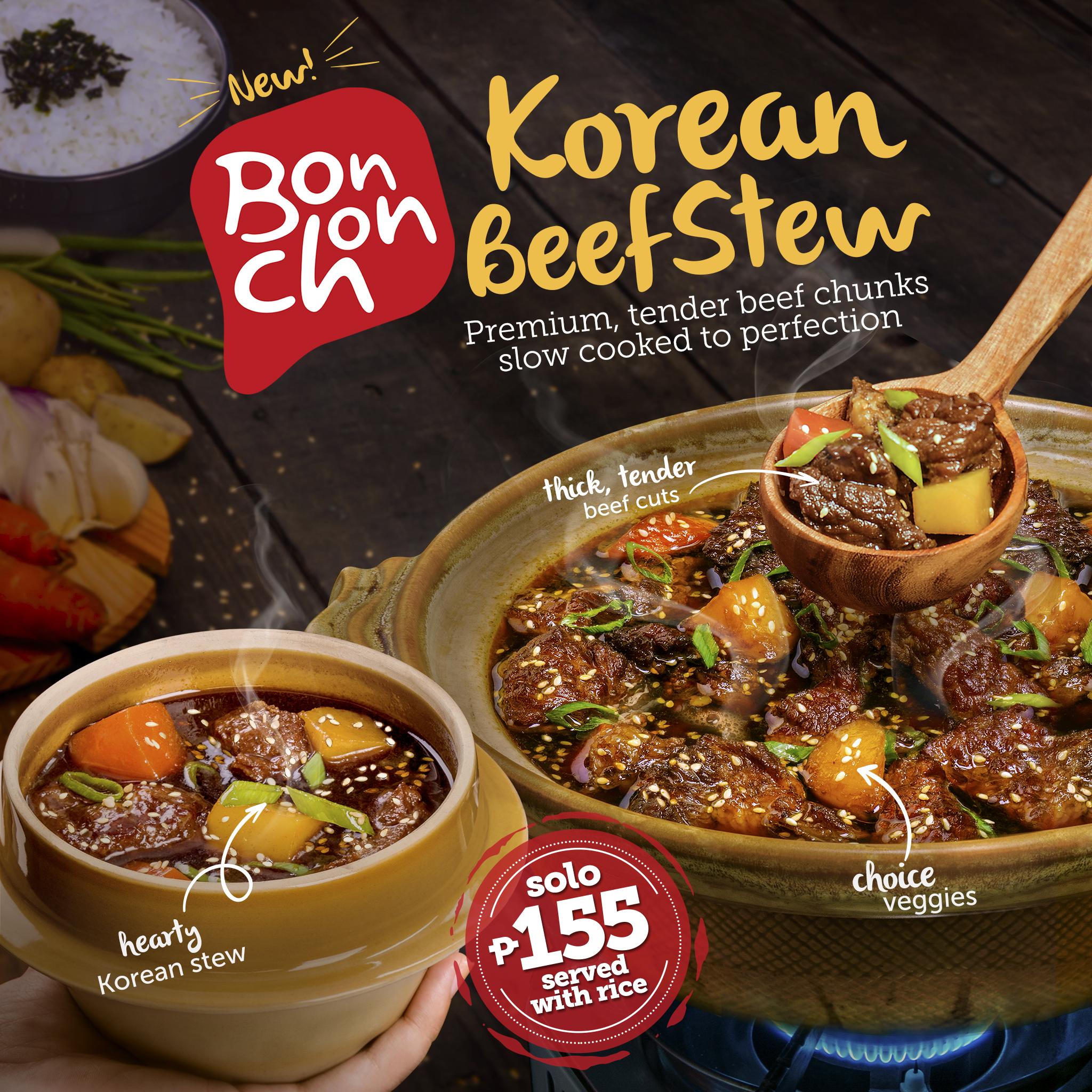 BonChon Korean Beef Stew