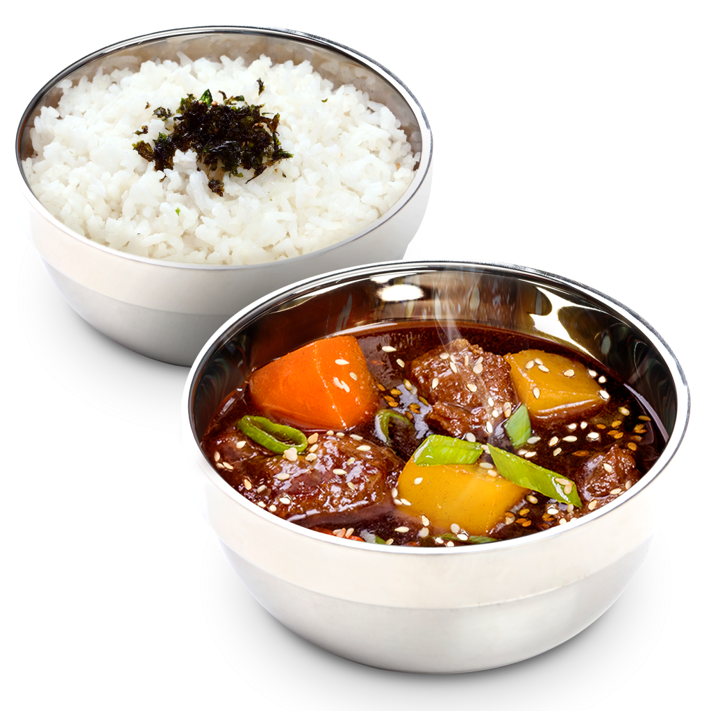 BonChon Korean Beef Stew