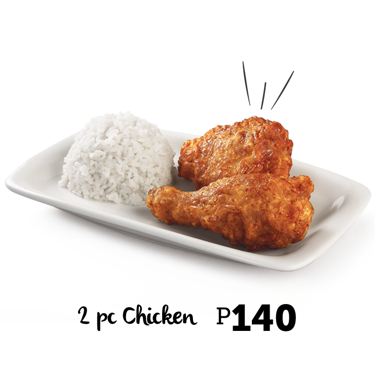 Bonchon 2 pc Chicken