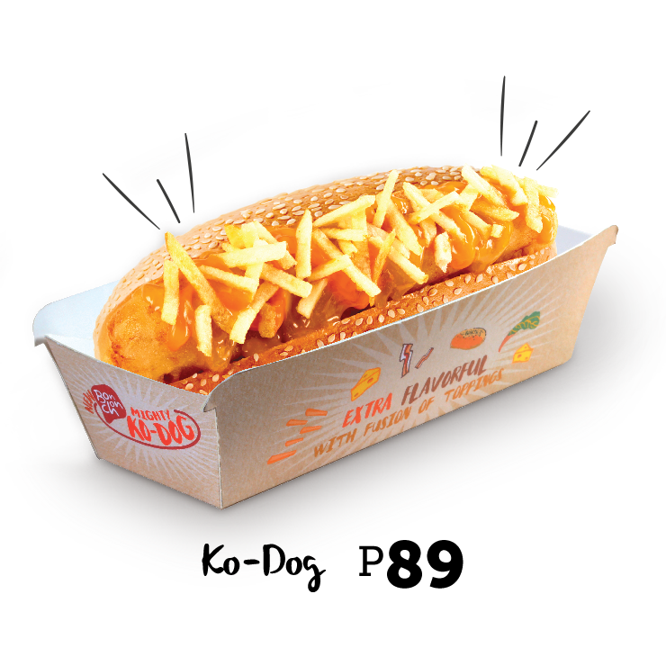 Bonchon Ko-Dog