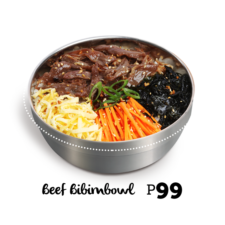 Bonchon Beef Bibimbowl