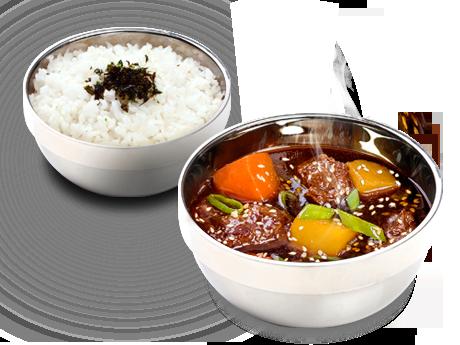 Bonchon Beef Stew ala carte