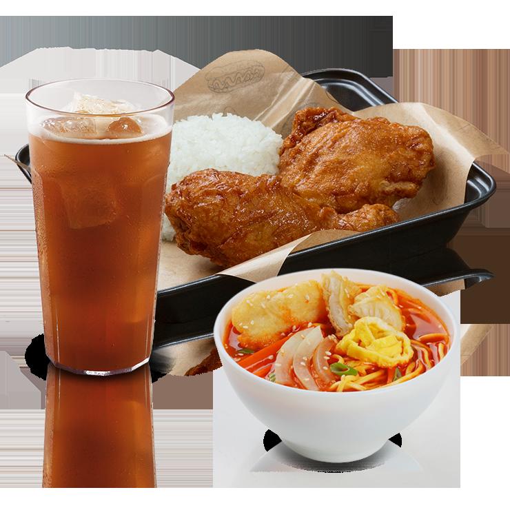 BonChon Jjamppong Meal