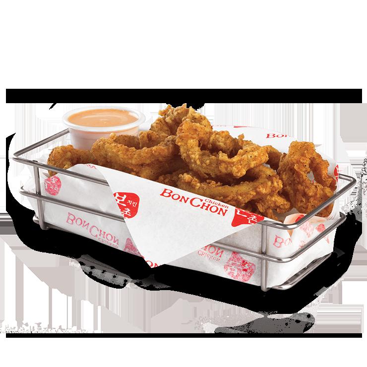 Bonchon Seafood Calamari